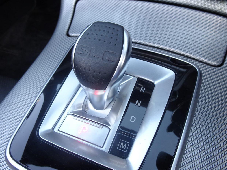 9速オートマティックトランスミッション「9G‐TRONIC」を採用!スポーティーなギアシフトが愉しめる、パドルシフト付き!
