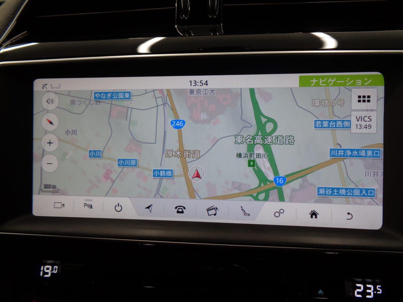 純正HDDナビ&TV!10.2インチ静電式タッチスクリーンを用いたインフォテインメントシステム「InControl Touch Pro」!