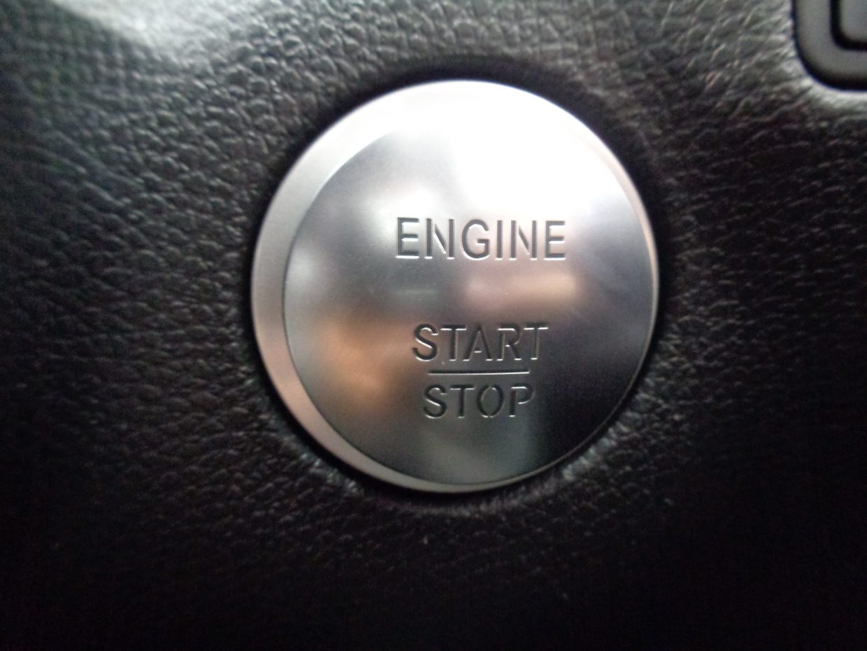 キーを使用せずに施錠/解錠ができ、ボタンを押すだけでエンジンが始動できる「キーレスゴー」!