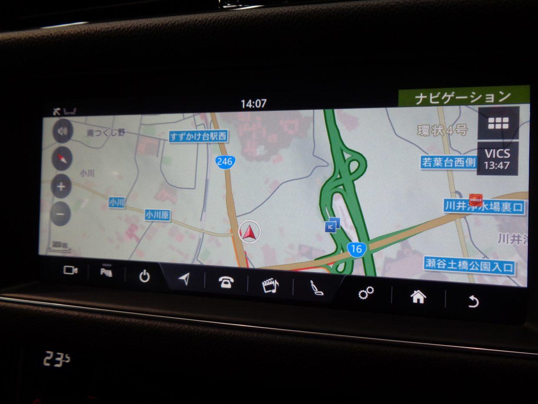 純正HDDナビ&フルセグTV!スマートフォン感覚の操作ができる10.2インチのタッチスクリーン!