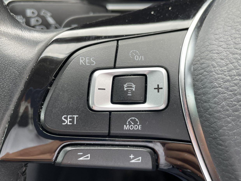 あらかじめ設定されたスピードを上限に自動で加減速を行い、一定の車間距離を維持するアダプティブクルーズコントロール(ACC)!