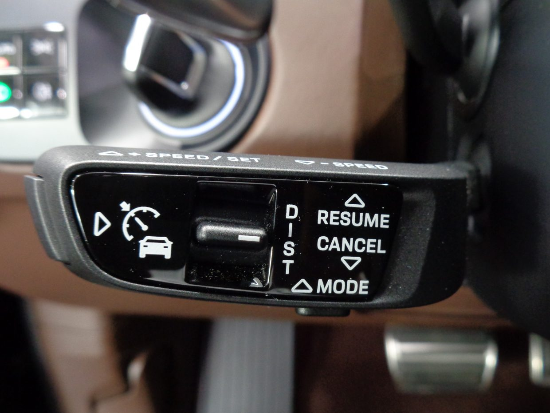 アクティブクルーズコントロール!前方の車両に追従して走行可能です!