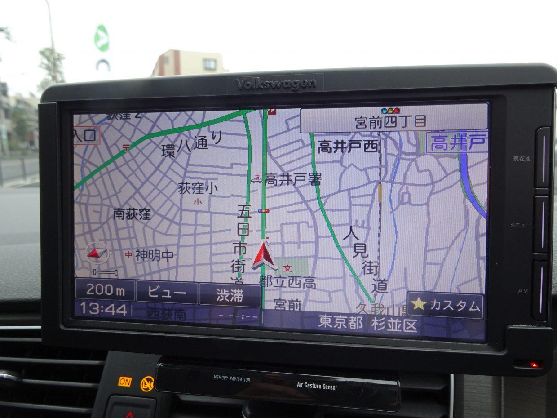 純正ナビ&地デジを装備!