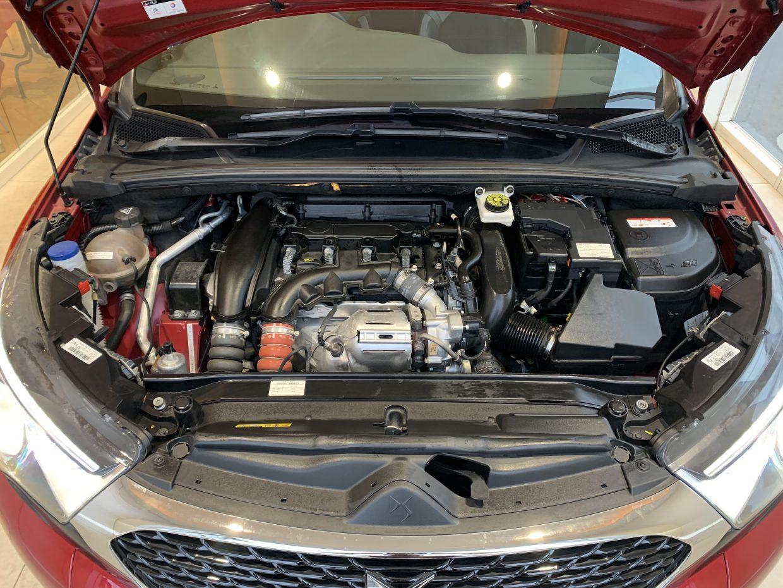 出力165ps(121kW)/6000rpm最大トルク24.5kg・m(240N・m)/1400~3500rpm直列4気筒DOHCターボ総排気量 1598cc