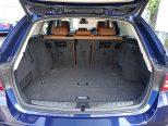 開口位置が低くて積載が容易。十分な収納容量を確保するトランクルーム!