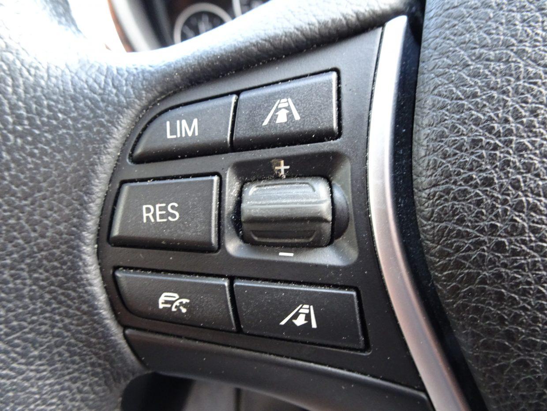 前方の車両との車間距離を維持しながら自動で加減速を行い、渋滞時の運転負荷を軽減する「アクティブ・クルーズ・コントロール」!