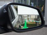 死角の車を認識し、ドア・ミラー内側のインジケータを点滅させてドライバーに警告する「レーンチェンジウォーニング」!