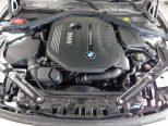 3リッター直列6気筒BMWツインパワー・ターボ・ガソリン・エンジンを搭載!