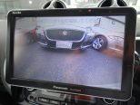 ガイドライン付きバックカメラを装備しているので、車庫入れもスムーズに行えます!