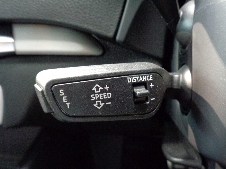 設定速度での走行に加えて、前車との安全な車間距離を維持して自動的に速度を調整するアダプティブクルーズコントロール!