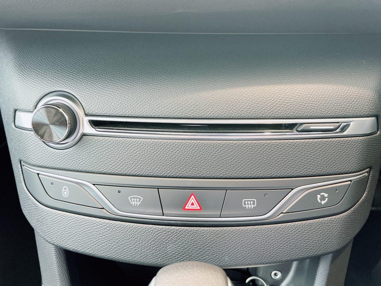 エアコンはタッチパネルで操作できます!