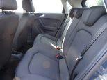 リアシートは大人2人がゆったり座れるスペースを確保し、安全で快適なドライブが愉しめます!