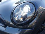 クーパーSには標準装備のバイキセノンライト&ライトウォッシャー!