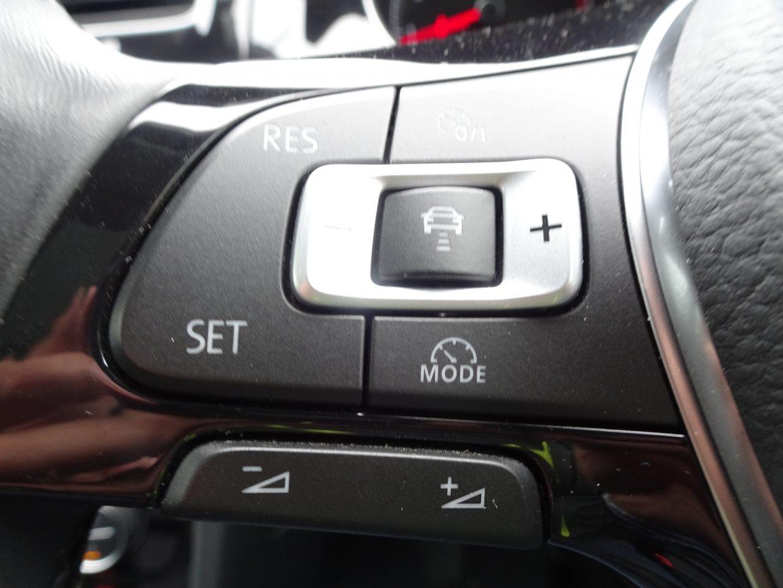 車間距離を保ちながら前車に追従するアダプティブクルーズコントロール!
