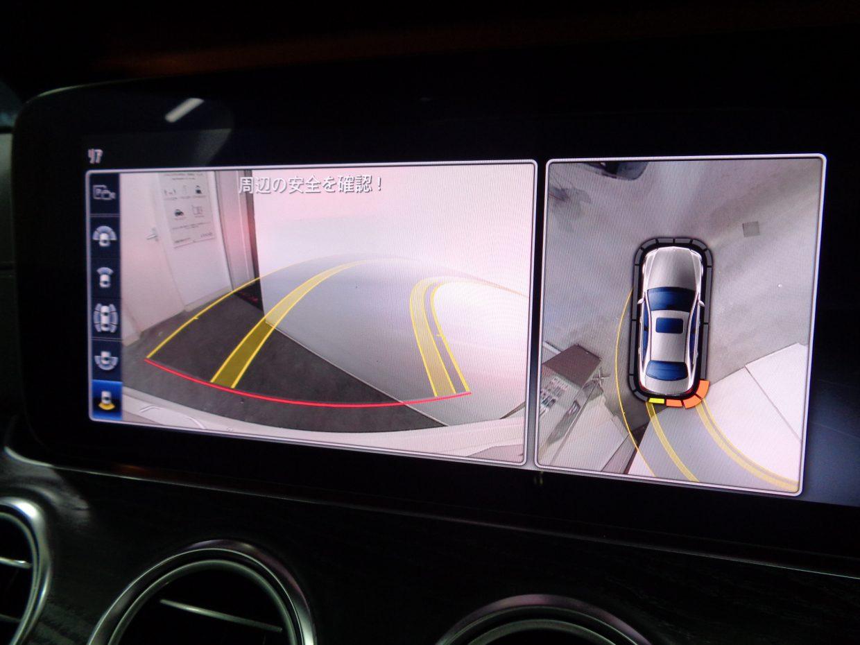 ステアリング操作に連動して進路予測ラインが案内する「パーキングアシスト リアビューカメラ」!360°カメラも装備されています!