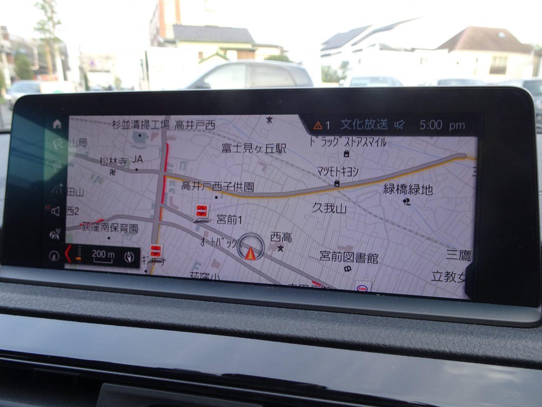 8.8インチワイドコントロールディスプレイの純正HDDナビ!