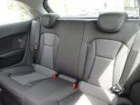 リアシートの広さは大人2人ゆったり座れるスペースを確保で安全で快適なドライブが愉しめます!