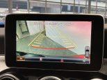 ステアリング操作に連動して進路予測ラインが案内する「パーキングアシスト リアビューカメラ」付き!